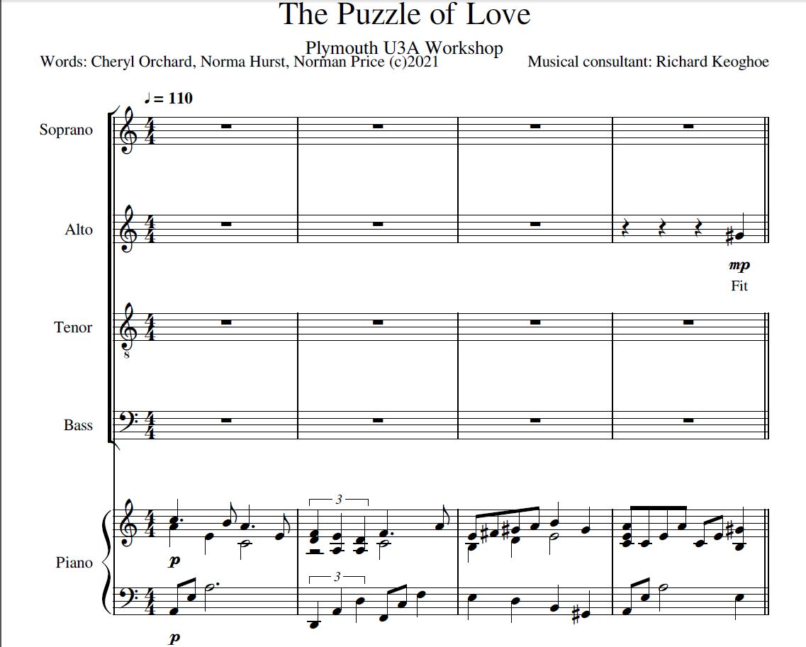 The Puzzle of Love