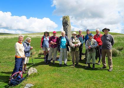 walk group dartmoor